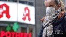 В Естония повече от половината диагностицирани с коронавирус са под 50 години
