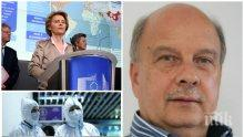 САМО В ПИК: Георги Марков изригна заради разпространението на коронавируса: Брюкселският елит ще погребе Европа. Махайте се!