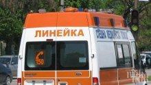 САКАТЛЪК: Пиян счупи с глава прозорец на магазин в Пловдив (СНИМКА)