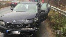 Двама ранени при катастрофа във Варна
