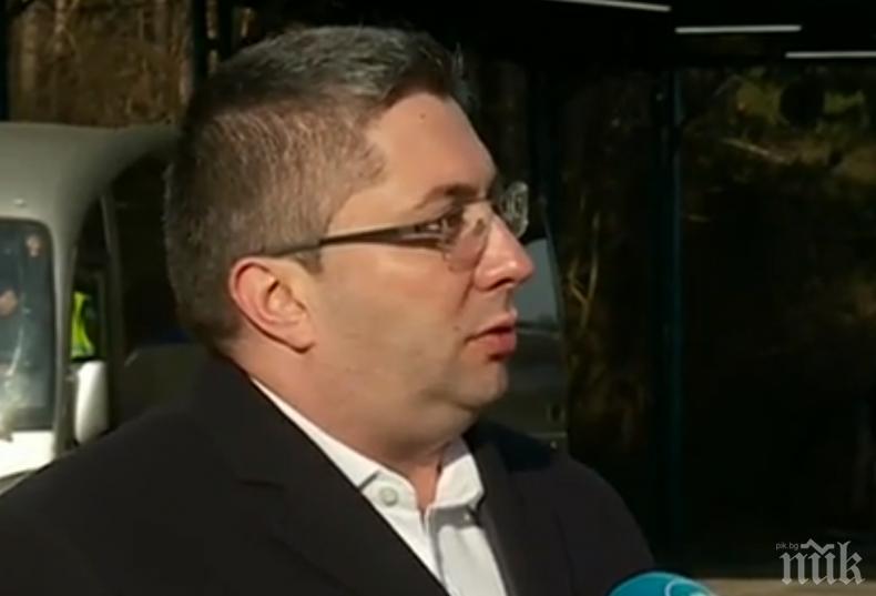 Николай Нанков: Спират отчитанията на водомерите