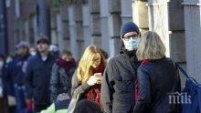 В Европа са регистрирани над 150 000 заразени с коронавирус