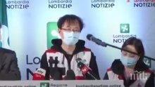 Китайският червен кръст предупреди: Мерките срещу коронавируса в Италия са много слаби (ВИДЕО)