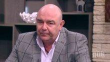 Калин Сърменов за извънредните мерки заради коронавируса: Възхитен съм от реакцията на правителството и от усещането за държавност