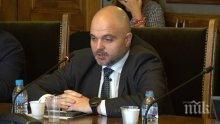 ИЗВЪНРЕДНО: Главсекът на МВР Ивайло Иванов: Има полицаи под карантина - ако не се спазват мерките, ще се въведат още рестрикции