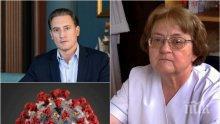 Вирусологът проф. Радка Аргирова призова - спешно да възстановим производството на лекарството, с което лекуват Кирил Домусчиев