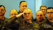 Армията на Нидерландия се включва в борбата с епидемията