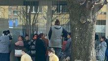 Арестуваха трима цигани пред банков клон в Пазарджик - правили се на интересни на полицаи