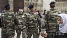 Френската армия ще помага в борбата срещу коронавируса