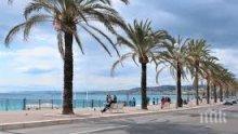 Затварят прочутата крайбрежна алея в Ница заради коронавируса