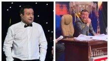 """САМО В ПИК TV: Коронавирусът удря жестоко Рачков - комикът губи стотици хиляди! След отложеното му шоу в Лондон и това в """"Арена Армеец"""" виси на косъм заради полевата болница"""