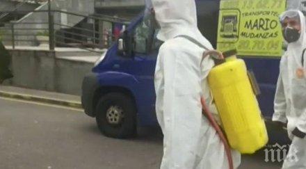 324 нови жертви на коронавируса само за денонощие в Испания