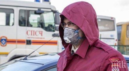 Осем излекувани от коронавируса в Москва
