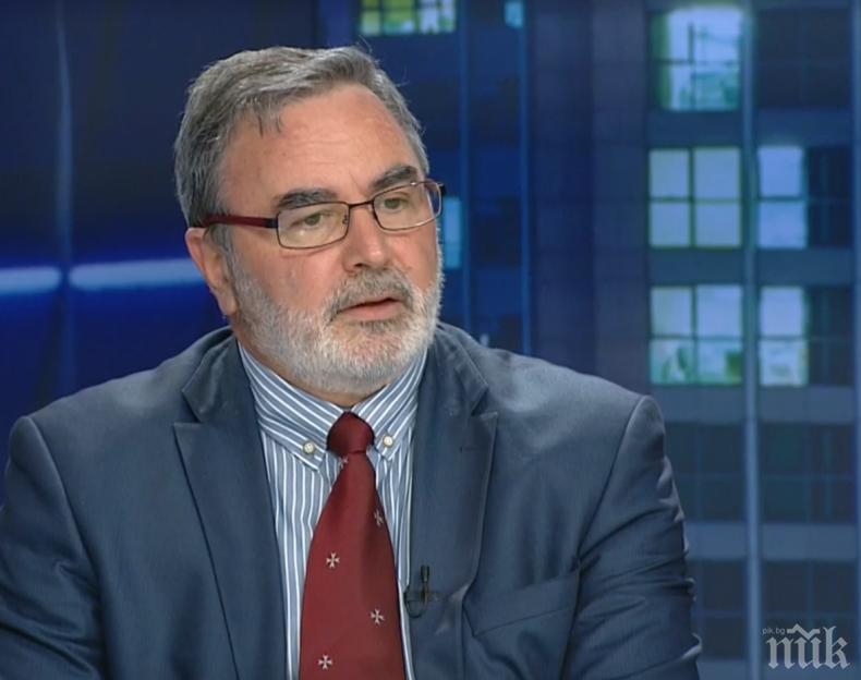 Ангел Кунчев с горещи думи за новите рестрикции, гласувани от Щаба: Въвеждаме тези мерки, защото им дойде времето