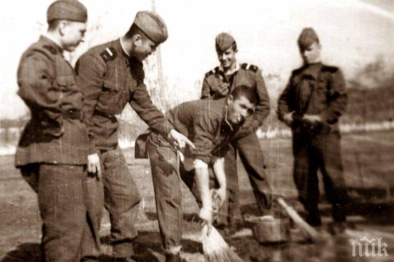 Спомени от соца: Как строших бюстовете на Ленин и Георги Димитров в казармата