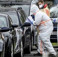 Над 22 хиляди души са заразени с коронавирус в Германия, расте броят и на починалите