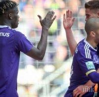 Андерлехт започна икономии - уволни помощник-треньора