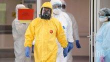 Путин се пази от коронавируса с американски защитен костюм