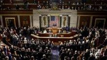 Сенатът на САЩ прие пакет от помощи за 2 трлн. долара във връзка с епидемията от коронавируса в страната