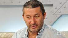 ОТ ПОСЛЕДНИТЕ МИНУТИ: Владимир Каролев вече е обвиняем, пуснаха го под парична гаранция