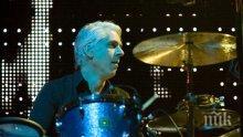 Почина барабанистът Бил Рифлин