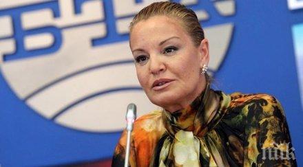 Стефка Костадинова благодари на журналисти, защото...