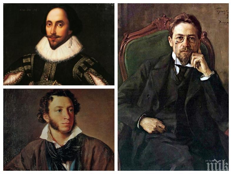 Вижте кои велики произведения в литературата са писани под карантина - шедьоврите Крал Лир и Евгений Онегин родени в смутни времена