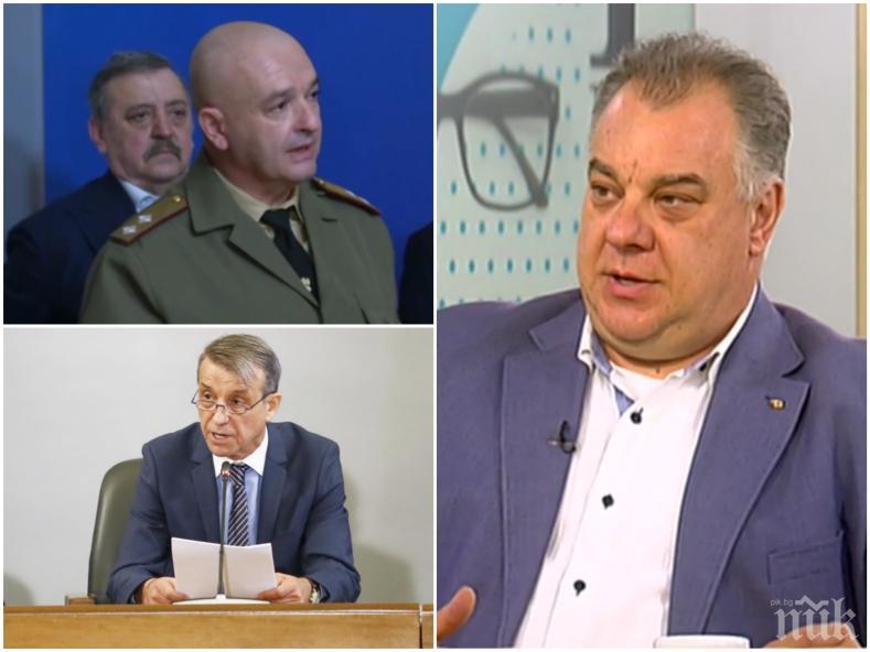 Бившият министър на здравеопазването д-р Мирослав Ненков: Не го разбирам този нов медицински съвет. Слушайте хората от щаба! Те не са там, за да ви е на вас гадно. Те са там, за да оцелеят майките, бащите ви и вие
