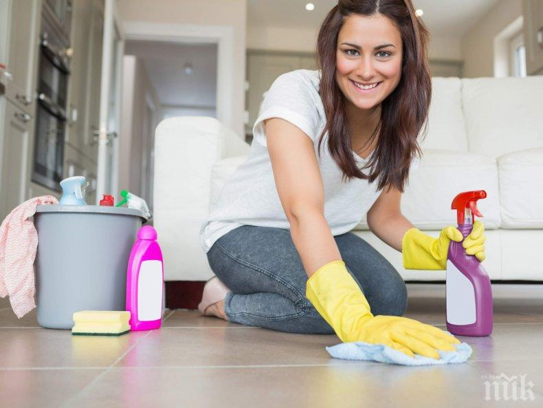 3 грешки в почистването, които правят жилището още по-мръсно