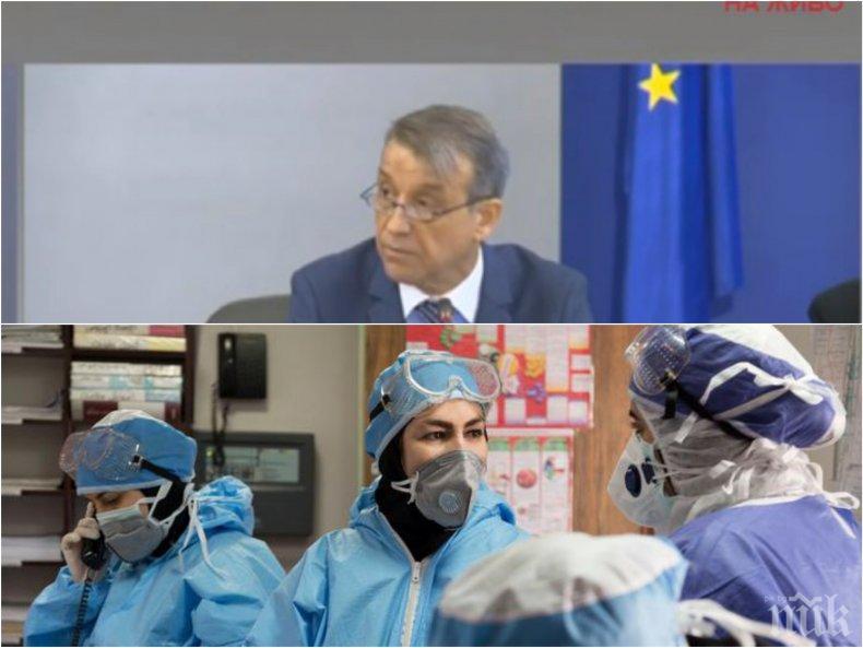 ПЪРВО В ПИК TV: Ето кой влиза в новия медицински съвет към правителството - доц. Мангъров с разкрития за бързите тестове (ВИДЕО/ОБНОВЕНА)