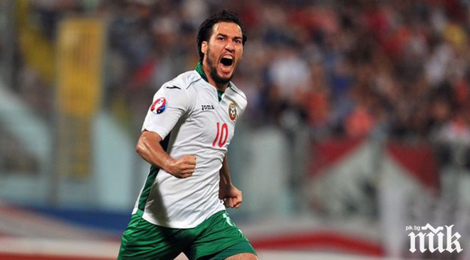 Ивелин Попов още не знае дали ще се върне в националния отбор