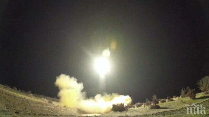 Две ракети са паднали край посолството на САЩ в Багдад
