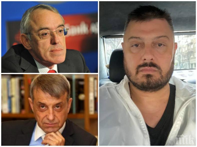 Бареков изригна: В контращаба са готини хорица, изцяло под контрола на Огнян Донев, който финансираше протестите през 2013. Сега Оги Хапа държи хинина, който изнася за Русия, вместо да го пият българите