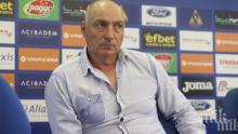 Андрей Желязков-Жужо с парещ коментар за футболна България