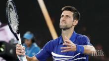 Джокович: Разочарован съм, че няма да има Олимпиада тази година, но...