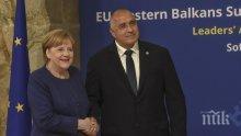 ПЪРВО В ПИК: Премиерът Борисов разговаря с Ангела Меркел за коронавируса - България иска да купи от успешните бързи тестове на Германия