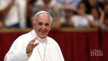 Ватиканът обяви - без многолюдни церемонии за Великден