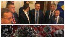 Депутатите от ВМРО даряват 20 000 лева от заплатите си на Банско