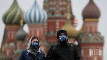 В Русия очакват спад на епидемията от коронавирус през...