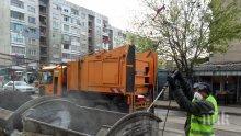 Дезинфекцират гетата на Пловдив