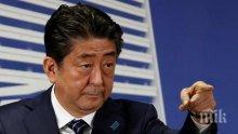 """Япония предвижда """"безпрецедентни"""" икономически стимули за борба с кризата заради коронавируса"""