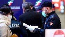Престъпността в Италия рязко намаля заради коронавируса