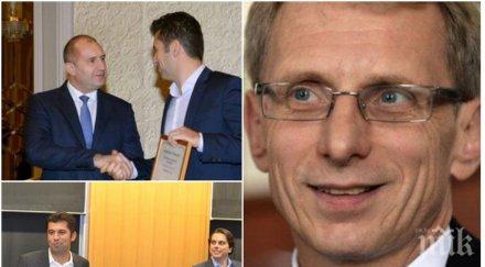 Протежета на Румен Радев и подсъдимия Прокопиев лобират за близо 400 млн. лв. насред кризата с коронавируса - измислените експерти нямат дори медицинско образование!