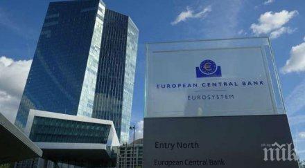 ЕЦБ с искане към банките от еврозоната да не изплащат дивиденти поне до октомври