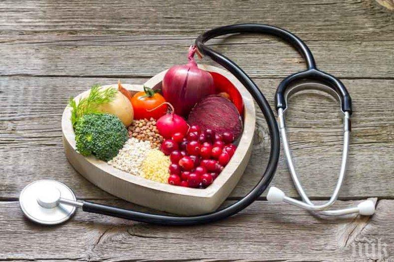 С какво да се храним, за да повишим имунитета си
