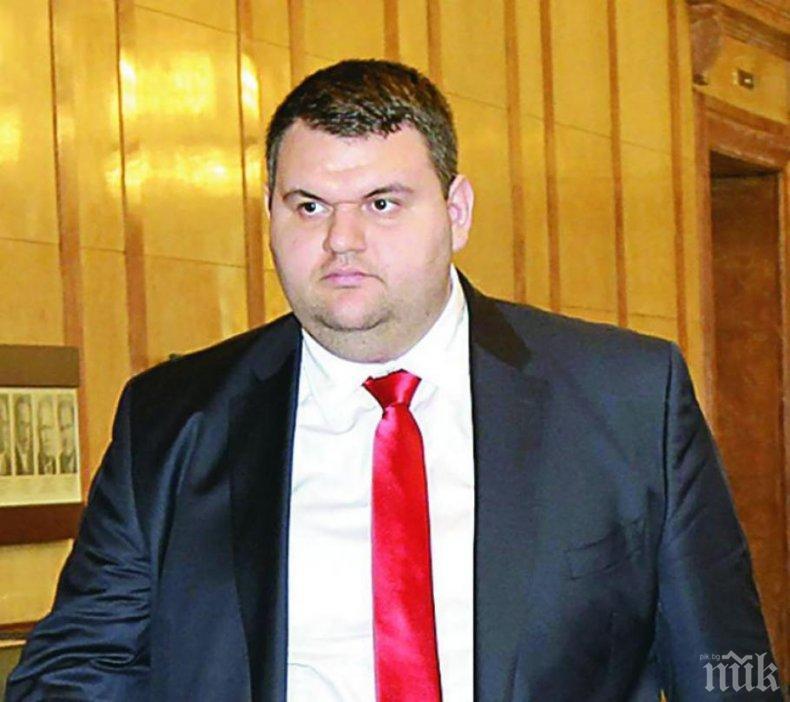 Делян Пеевски е най-големият дарител - депутатът от ДПС дал безвъзмездно на болници над 1,6 млн. лв.