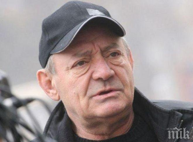 Антон Радичев се ваксинира с гроздова срещу коронавируса