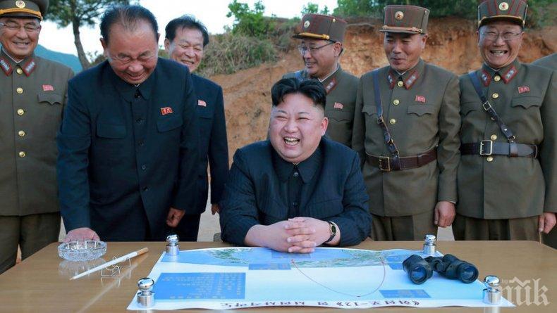 Ким Чен-ун и Северна Корея с отчаян зов към света: Помощ!