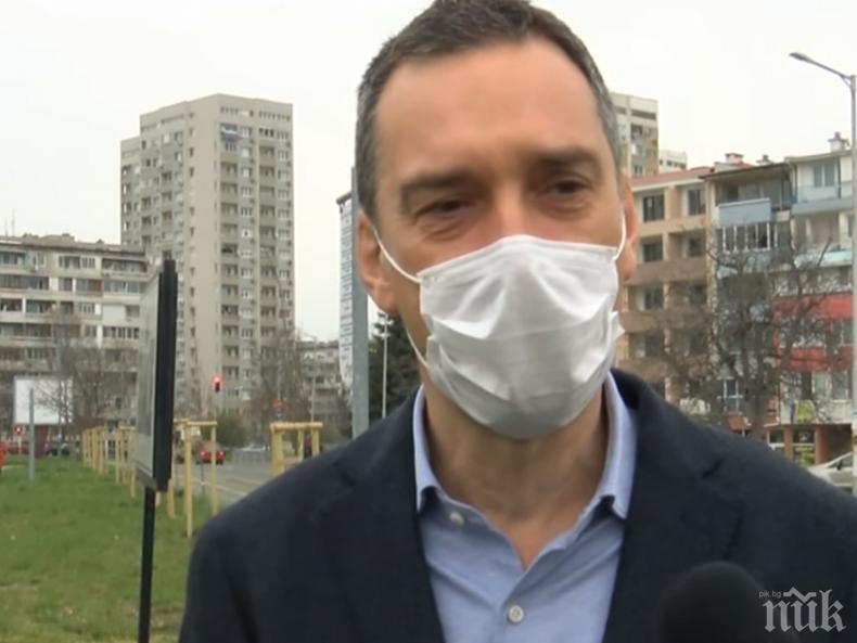 Кметът на Бургас за демонтираните пейки: Нека аз да съм виновен! Правех забележки – отвръщаха ми със смях и нецензурни думи