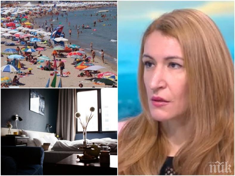 НЕВИЖДАНА КРИЗА: Министър Ангелкова предупреди: Туризмът буквално е спрял, възможно е да има фалити